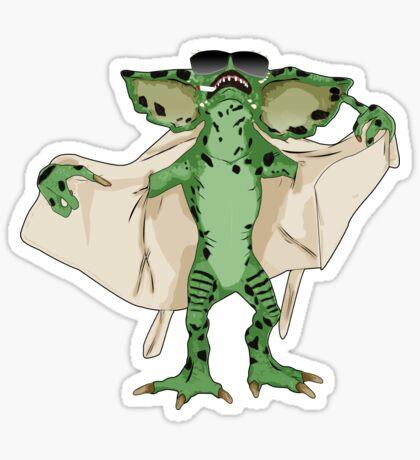 Gremlin Flasher Sticker