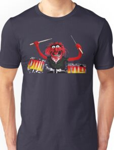 Animal Drummer Unisex T-Shirt
