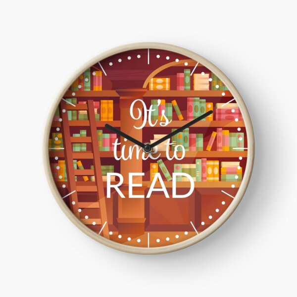 It's time to read Clock