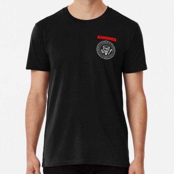 Logo Ramones T-shirt premium