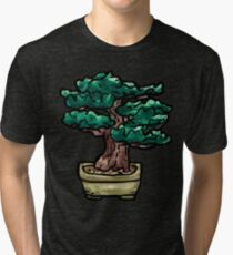 shrub bonsai Tri-blend T-Shirt