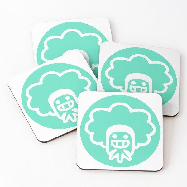 Antwizzler logo Coasters (Set of 4)