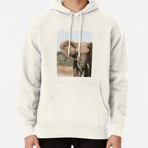 Elephant Pullover Hoodie
