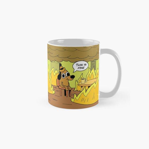 I/'m Happiest When Naked Mug Funny Saying Coffee Mug