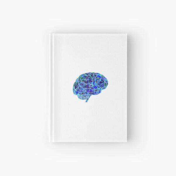 Brain Hardcover Journal