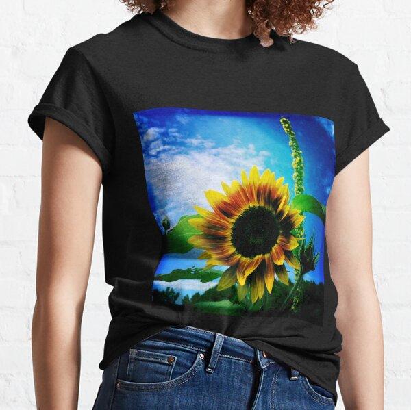 Sunflower Lover - Sunflower Art Photography Classic T-Shirt