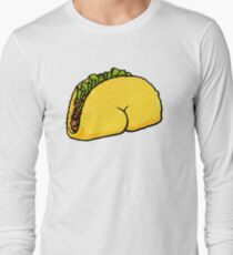 Taco BUTT Long Sleeve T-Shirt