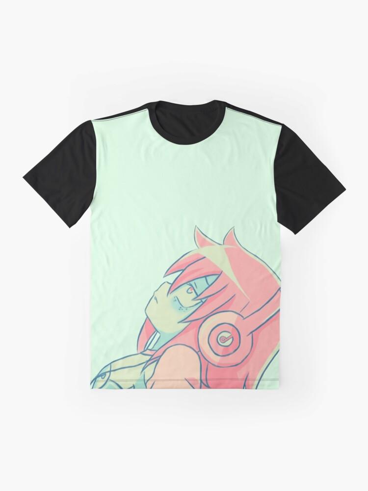Alternate view of Watamote Graphic T-Shirt