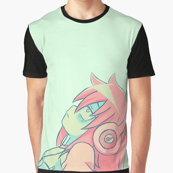 Watamote Graphic T-Shirt