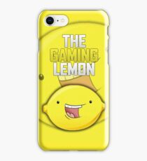 The Gaming Lemon iPhone Case/Skin