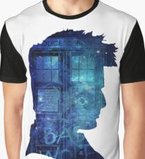 doctor who-tenth doctor David Tennant Graphic T-Shirt