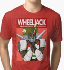 Wheeljack - The Revived Scientist Tri-blend T-Shirt