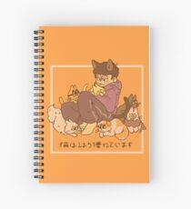 ichimatsu Spiral Notebook