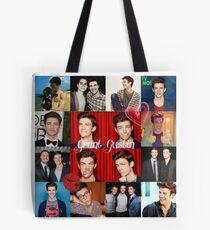 Grant Gustin Tote Bag
