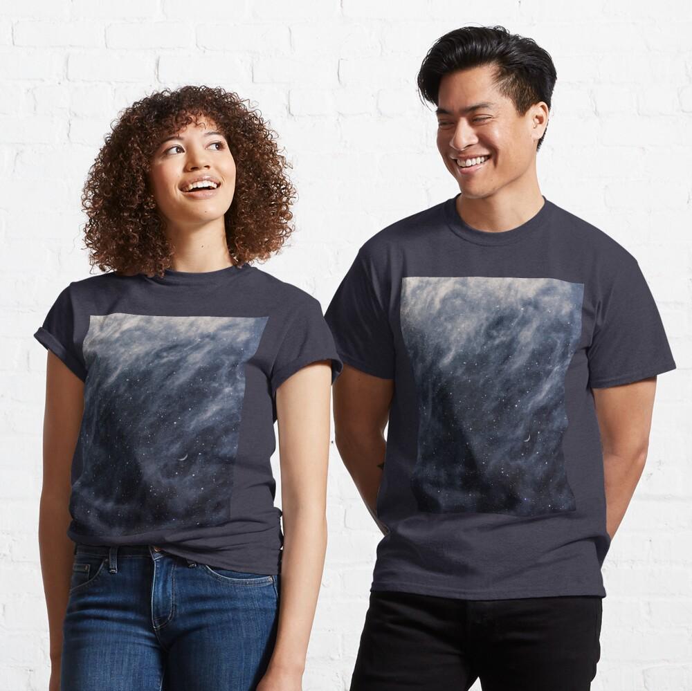 Blaue Wolken Classic T-Shirt
