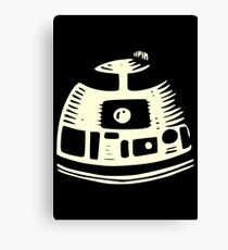 Artoo-Detoo Canvas Print