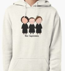 The Supremes 2016 Pullover Hoodie