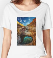 Ernst Canyon, Big Bend Women's Relaxed Fit T-Shirt