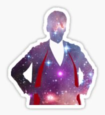 12th Doctor Sticker