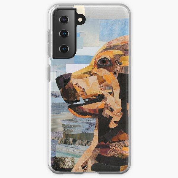 Brown Bear Samsung Galaxy Soft Case
