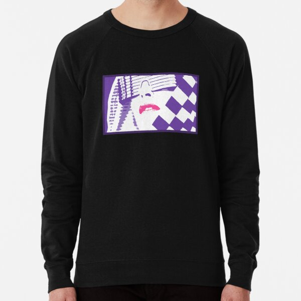Kylie Minogue - In My Arms (pink and purple with border) Lightweight Sweatshirt