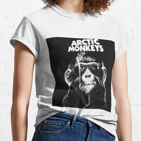 one monkeys smoke Poster Classic T-Shirt