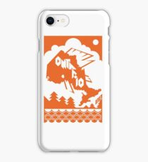 ONTARIO iPhone Case/Skin