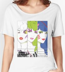 Our Songs Are Better! (Without Saxophone) Women's Relaxed Fit T-Shirt
