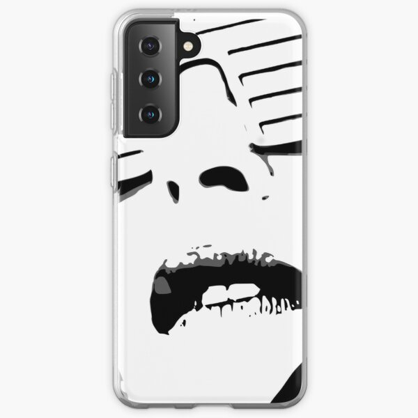 Kylie Minogue - In My Arms (black and white) Samsung Galaxy Soft Case