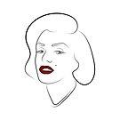Marilyn by myacideyes