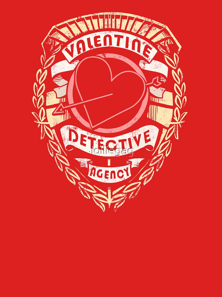 Valentine Detective Agency by lolliegag