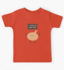I feast on your tears! Kids Clothes