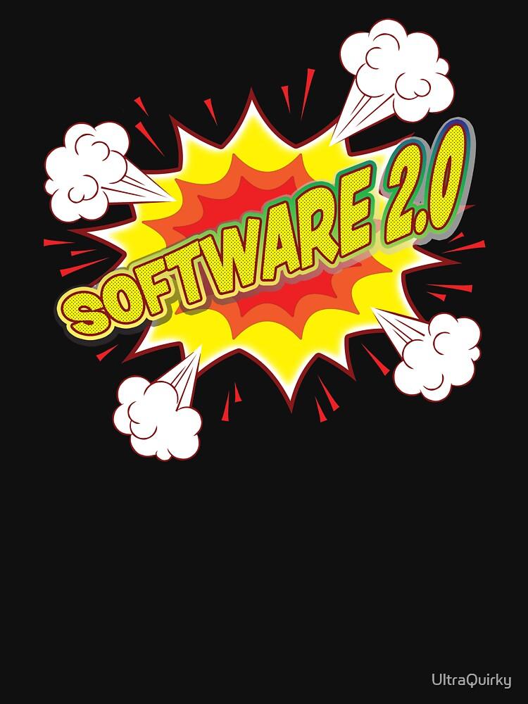Modern Dev - Software 2.0. by UltraQuirky
