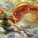 Artemis by Julia Blattman