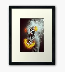 Day of The Dead Framed Print