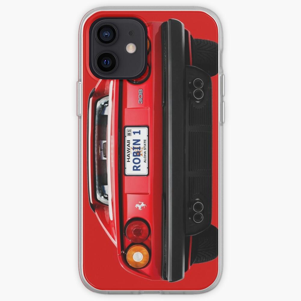 Robin 1 - Hawaii Plate - Magnum p.i. iPhone Case & Cover