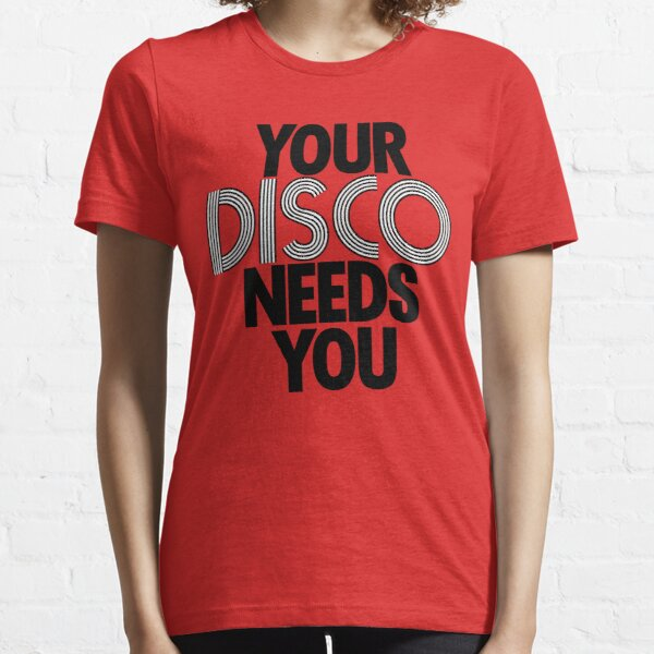 Kylie Minogue - Your Disco Needs You Essential T-Shirt