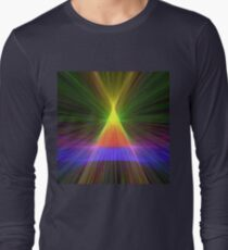 Linify Linify Light Tower, Pyramid Long Sleeve T-Shirt