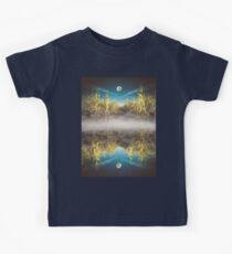 Moon Over Cornfield Kids Clothes