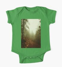 Autumn in Ponderosa Pines Forest One Piece - Short Sleeve