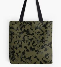 Camo Muster Tote Bag