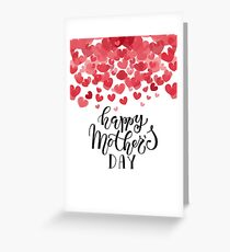 Mother's Day Design Greeting Card