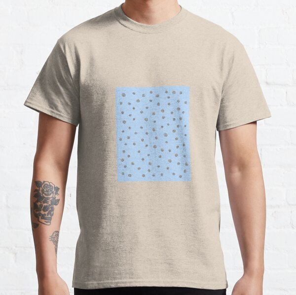 Whimsy in Blue Classic T-Shirt