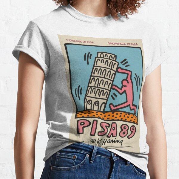 Pisa Haring Museum Classic T-Shirt