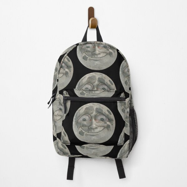 Moon Face Backpack