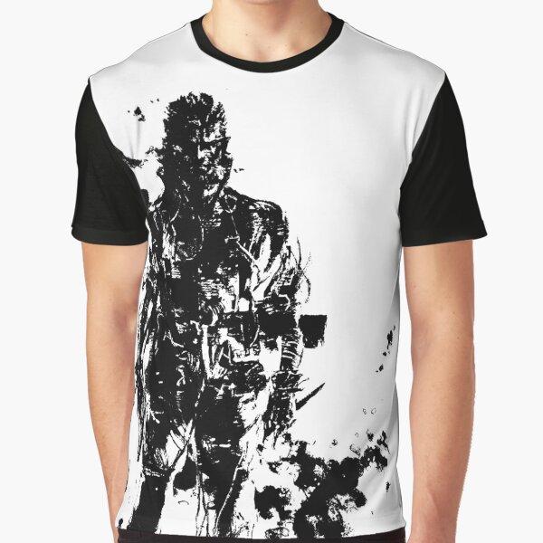 Big Boss MGS3 T-shirt graphique