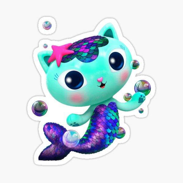 Gabby's Dollhouse - Mercat Sticker