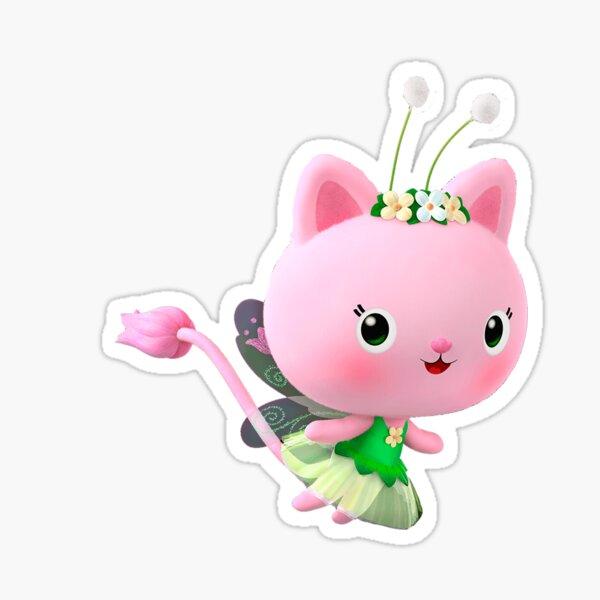 Gabby's Dollhouse - Kitty Fairy Sticker