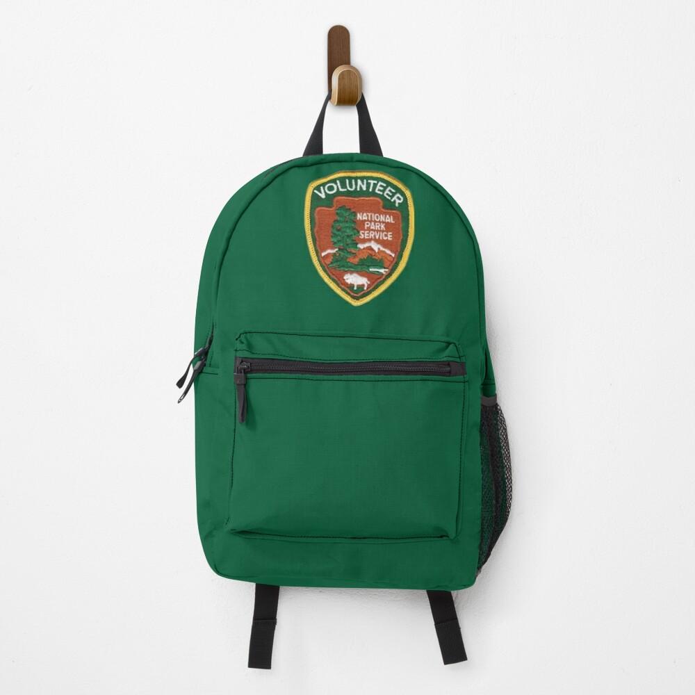 U S National Park Service Volunteer Backpack
