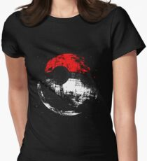 Pokeball Women's Fitted T-Shirt